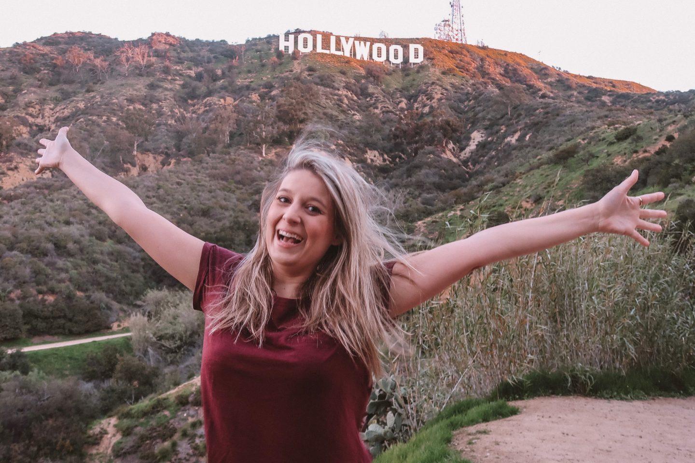 Blijdschap in Hollywood